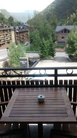 Erts, Andorra: vistas