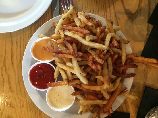 Kittery, ME: Fries