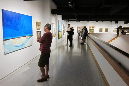 Mezzanine Exhibition - Scenes from Chatham-Kent July 2015