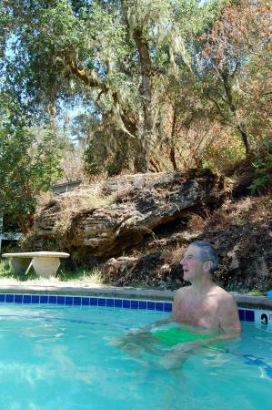 Ukiah, Kaliforniya: enjoy the hot water