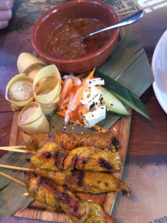 Banana Tree Watford: Delicious