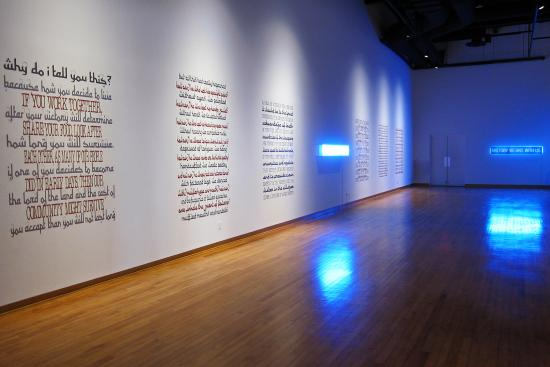 Chatham, Canada: Amin Rehman, Other Histories, August 2014