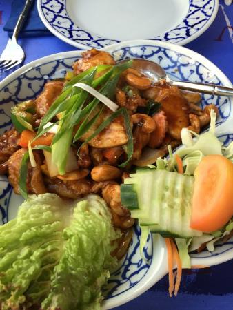 Thaise gerechten foto van strandpaviljoen veronica for Beste strandtent scheveningen