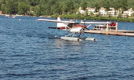 Naples, ME: Seaplane Ride