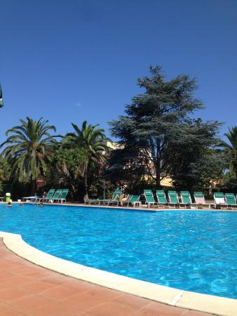 Hotel Parco dei Principi : Lovely pool