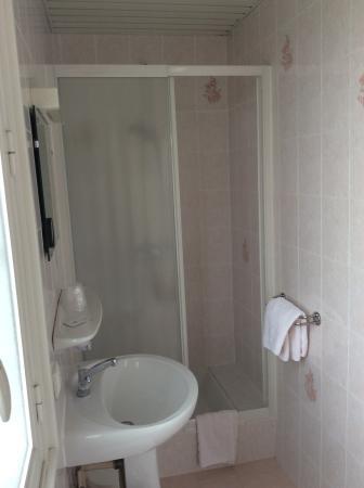 Le Relais de la Place : Salle de bain