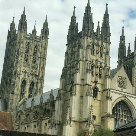 A-of Canterbury Cathedral mosaic - Picture of Canterbury Cathedral, Canterbury - TripAdvisor