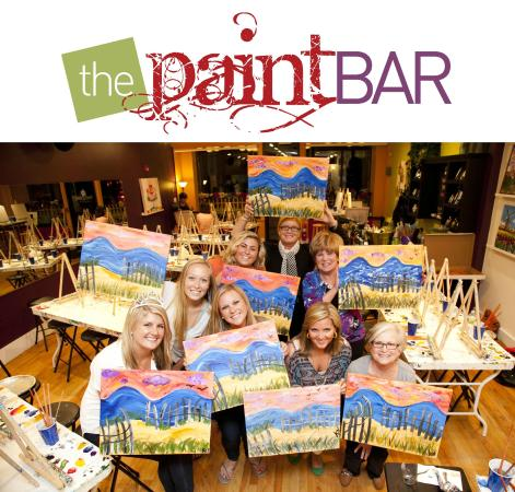 ‪The Paint Bar‬