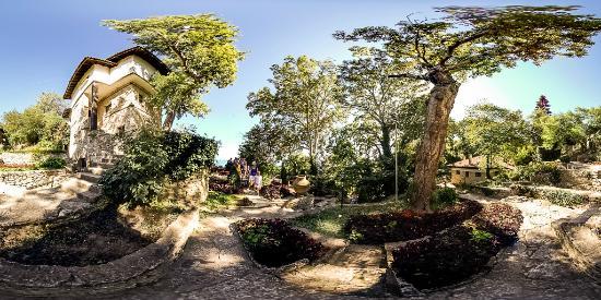 Palais et jardins botanique de Balchik : Ogród Botaniczny