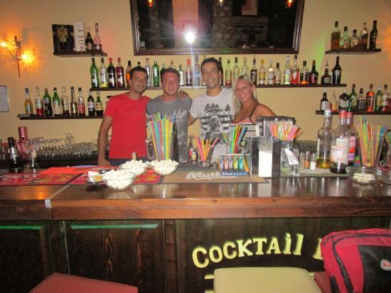 Picture of Zig Zag Bar Pefkos, Pefkos - TripAdvisor