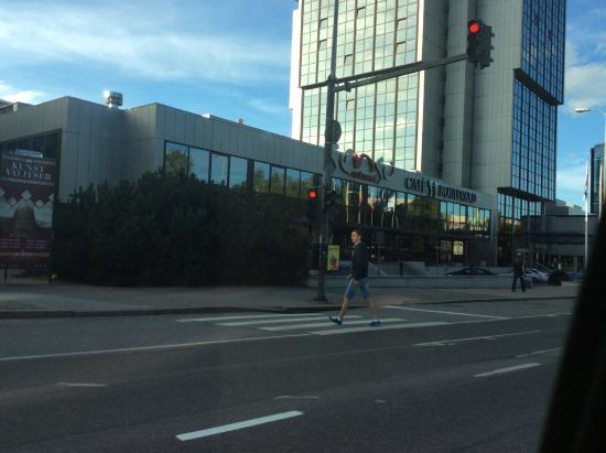 Cafe Boulevard: boulevard
