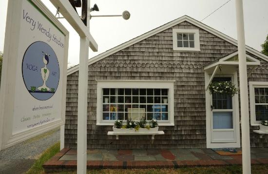 South Chatham, MA: View from Main Street