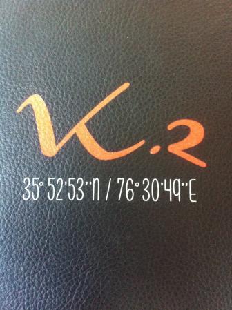 K2 le renouveau!