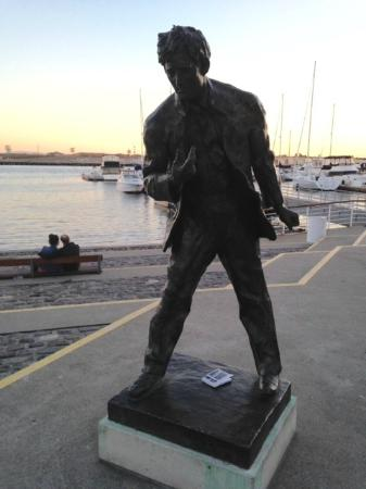 Statue Of Jack London Picture Of Jack London Square