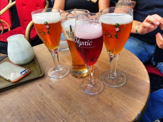 Belgian Beer Pub Don Quichotte: meer bier
