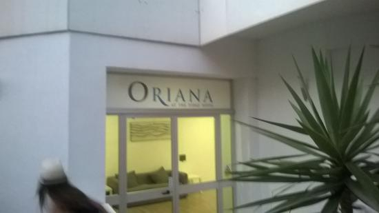 Oriana at the Topaz Hotel Photo