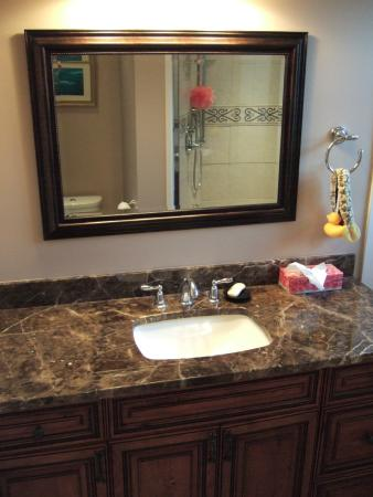 Eagle Rock Bed and Breakfast Chemainus: Repertoire Vanity Sink