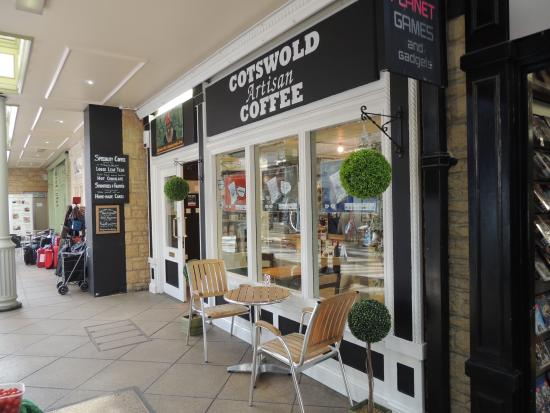Cotswold Artisan Coffee: coffee?