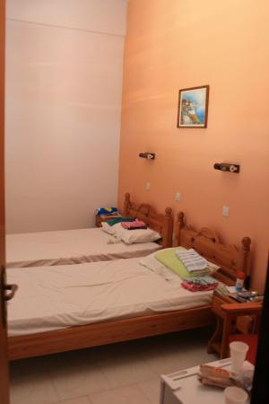 Scheria Hotel: Room