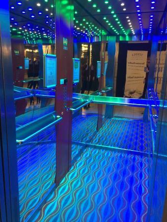 Elevator Picture Of Tivoli Hotel Copenhagen Tripadvisor
