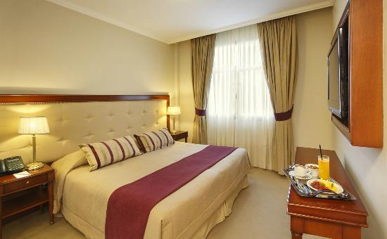 Intersur Recoleta: EXECUTIVE ROOM