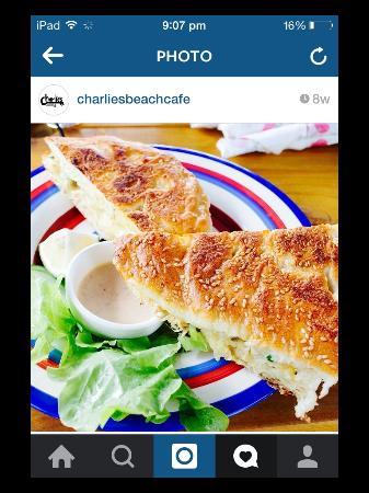 Charlie S Cafe And Bar Rarotonga