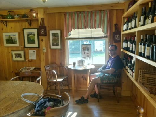 Stockton Springs, ME: Dining room