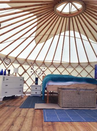 Fron Farm Yurt Retreat