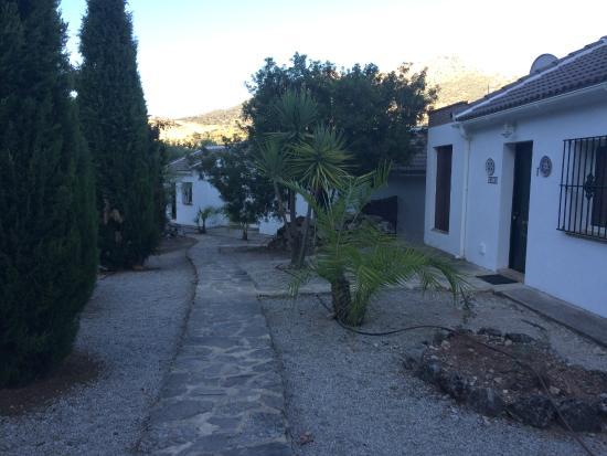 Casas Rurales Los Algarrobales : Casitas