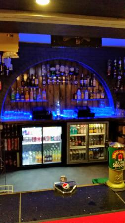 Gracellie Hotel: new bar at the gracellie