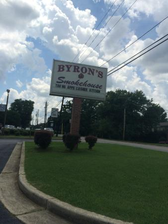 Byrons smokehouse
