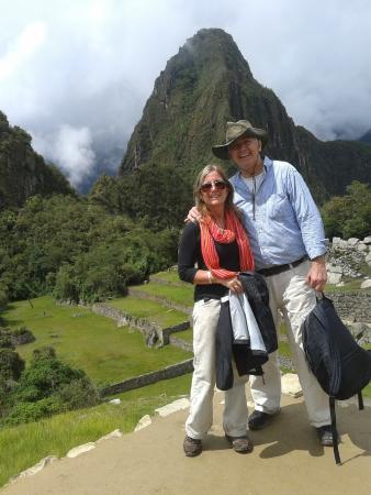Peru Travel Company: Machu Pichu...y el Huayna Pichu al fondo