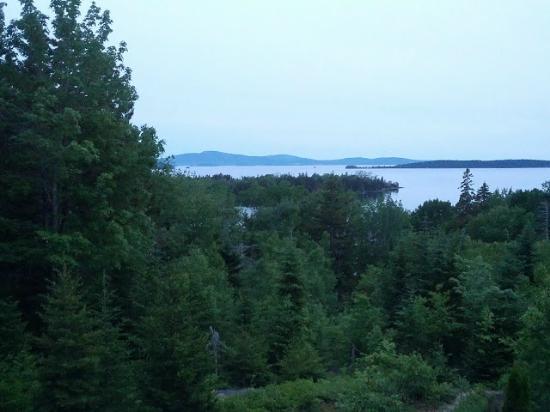 Gouldsboro, ME: Acadia View