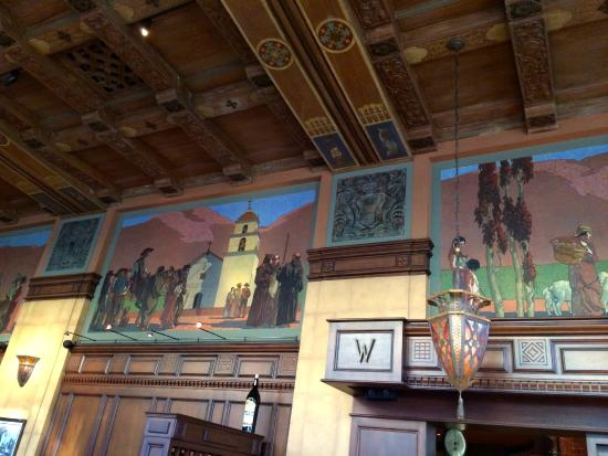 Watermark: Murals from the early 1900's (fixed up)