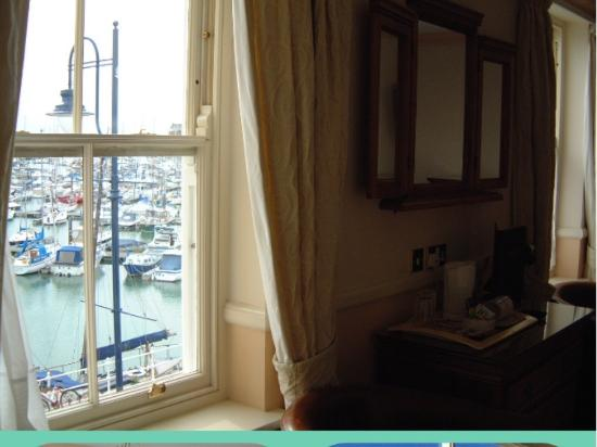 The Oak Hotel: Sea view executive ensuite room