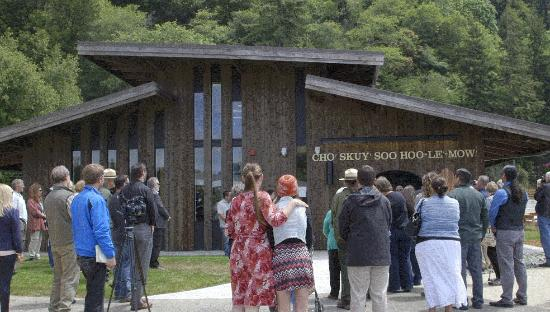 ‪Yurok Country Visitor Center‬