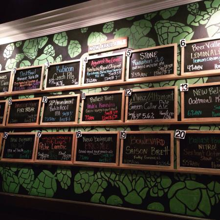 Capitol Beer and Tap Room