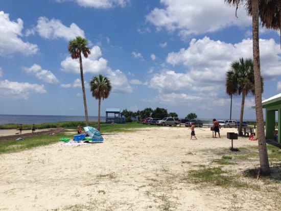 Keaton Beach And Picnic Pavilion