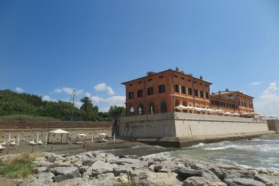 Hotel La Posta Vecchia Ladispoli Italy