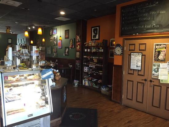 Revolutionary Cafe Nj