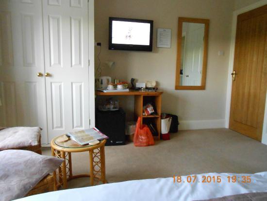 Capernwray House: Room