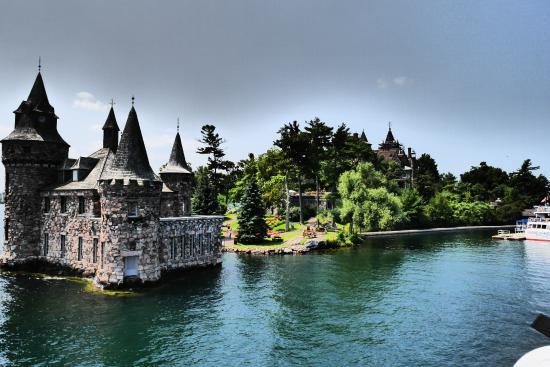 Gananoque, Kanada: Chateau Boldt