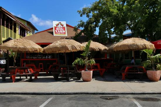 Arawak Cay : Big Yard