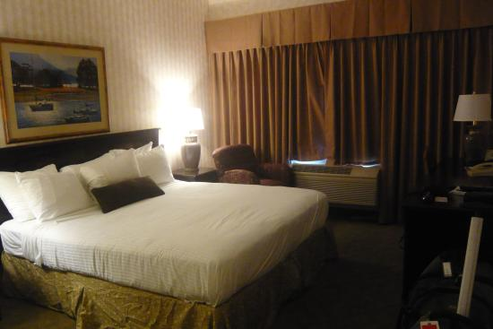 Ramada Limited Vancouver Airport: Bedroom