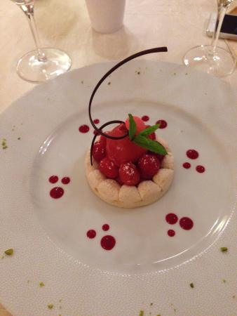 Saint Patrice, Frankreich: Au grand plaisir de manger dans ce fabuleux château , les plats étaient de qualité et le personn
