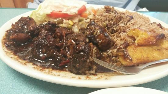 Reggae Grill Caribbean Cuisine