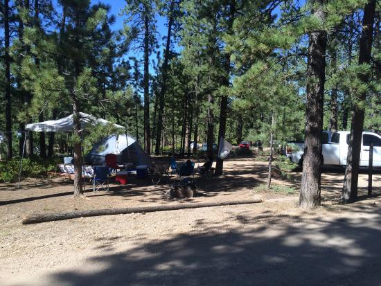 hotel review reviews bryce canyon park campground utah
