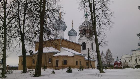 Nikolo-Uleyminskiy Monastery