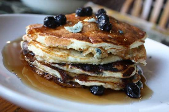 Black Swan Inn Bed and Breakfast: Our Delicious Breakfast