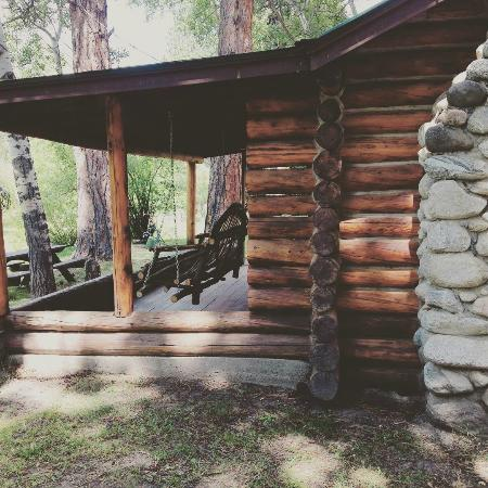Wagon Box Inn & Cabins : Little House in the Big Woods
